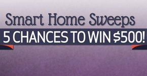 Smart Home Sweeps Logo